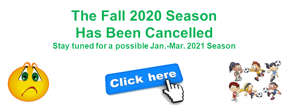 Fall 2020 Cancelled