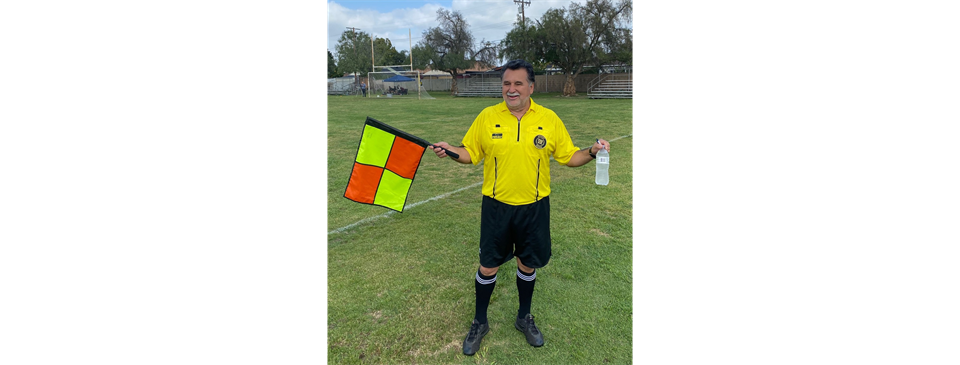 Check out our Regional Referee Admin