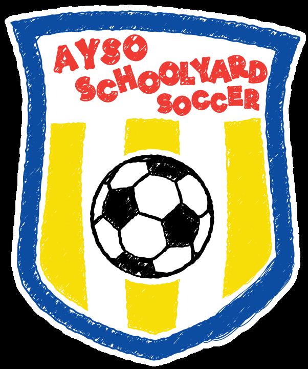 Image result for ayso schoolyard soccer