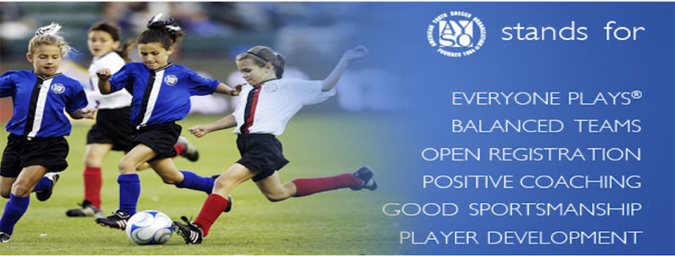 AYSO Stands For...