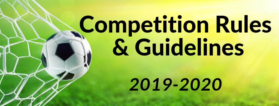 2019-2020  Competition Rules and Guidelines