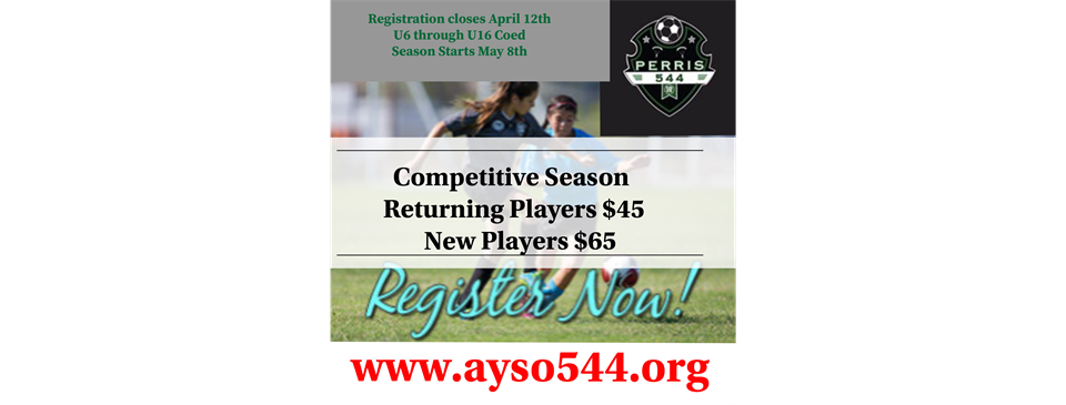 Competitive Spring Program