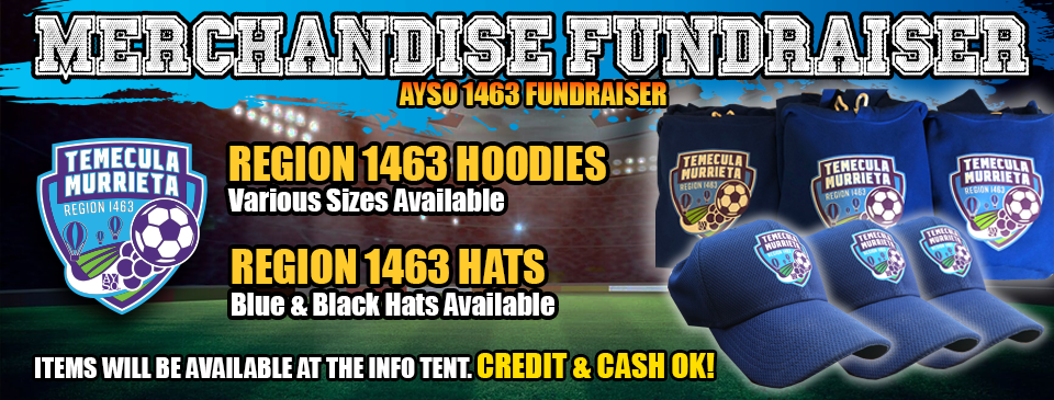 Region 1463 Fundraiser!