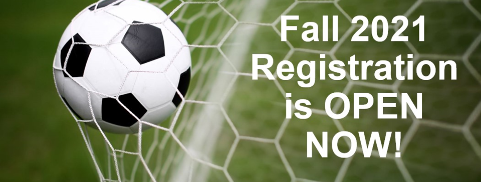 Fall 2021 Registration Starts May 1st