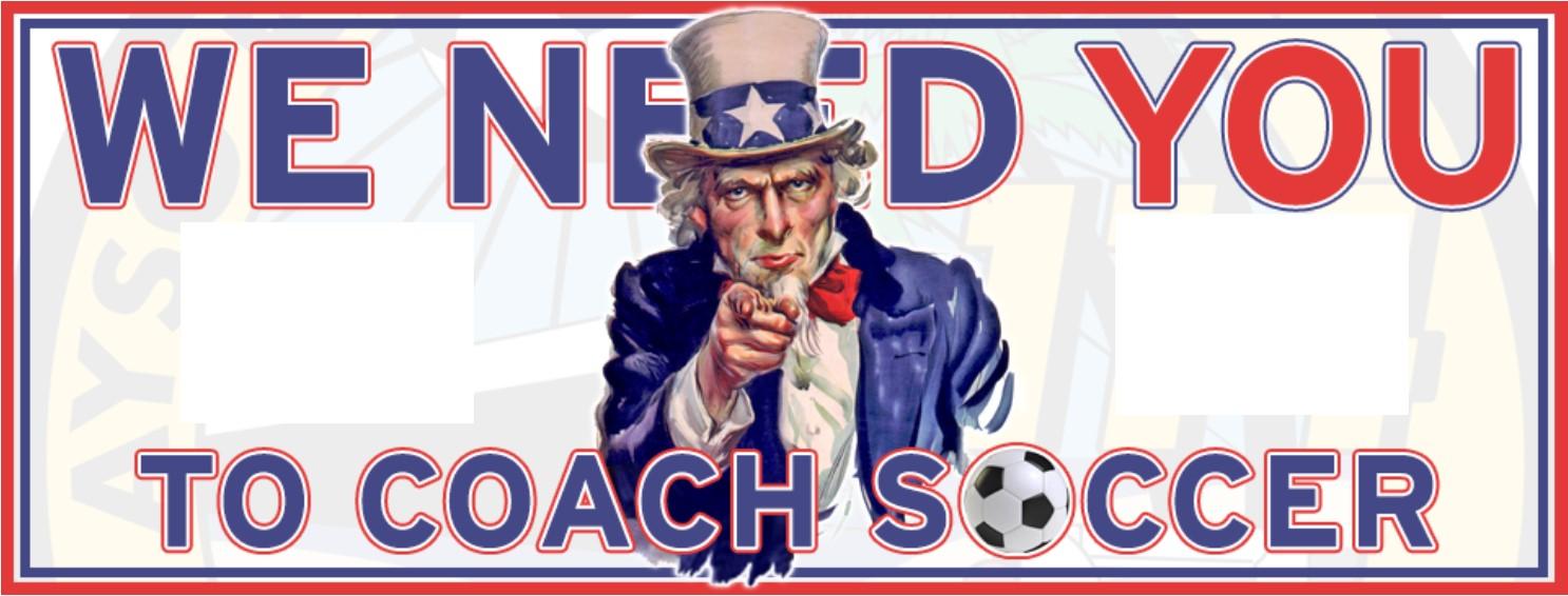 need coaches