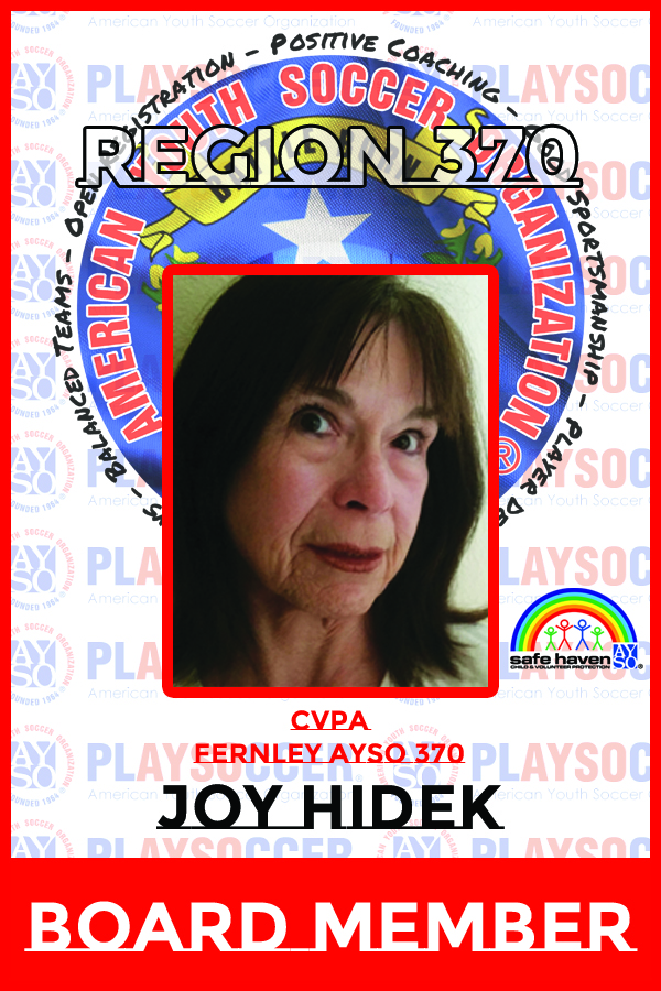 Joy Hidek