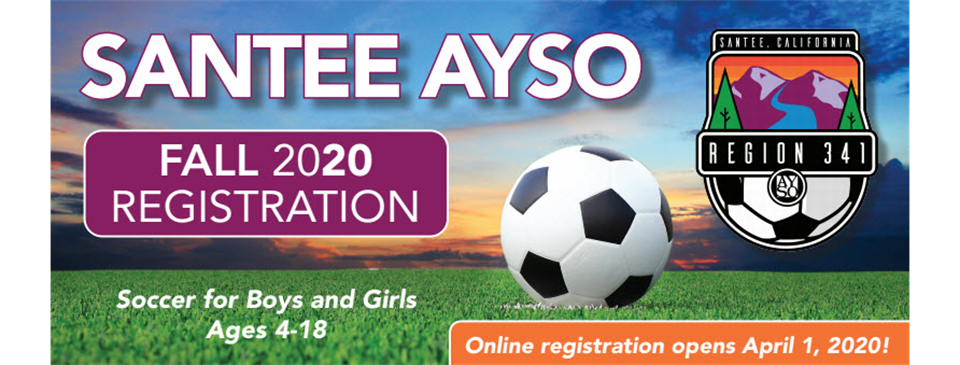 Soccer Registration 2020