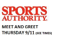 Meet and Greet At Sports Authority