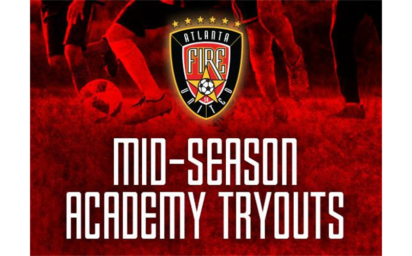 ACADEMY MID-SEASON TRYOUTS ARE RIGHT AROUND THE CORNER!