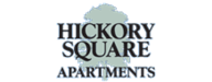 Thank You! Hickory Square Apartments