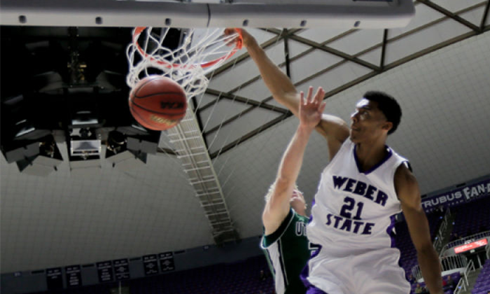Weber State freshman has 'worlds of potential'
