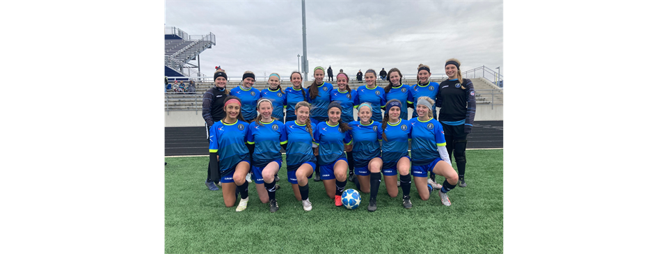 2003 Girls Secured 2021-22 National Championship Playoffs