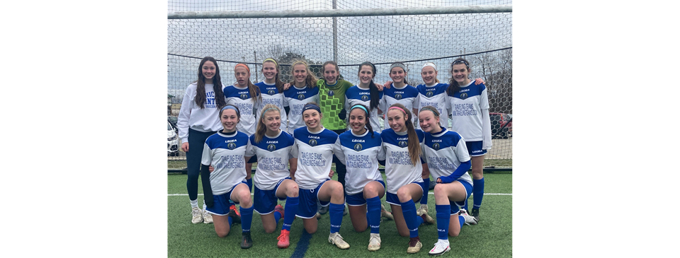 2005 Girls Secured Spot at USYS Midwest Regionals 2021!