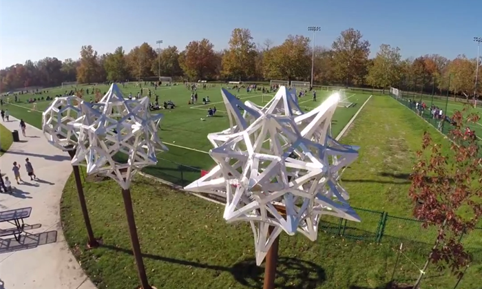 Video of the new Swope Soccer Village