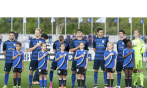 Swope Park Rangers/BSC player are introduced