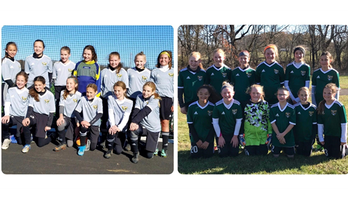 2008 Girls Win Respective ICSL Leagues