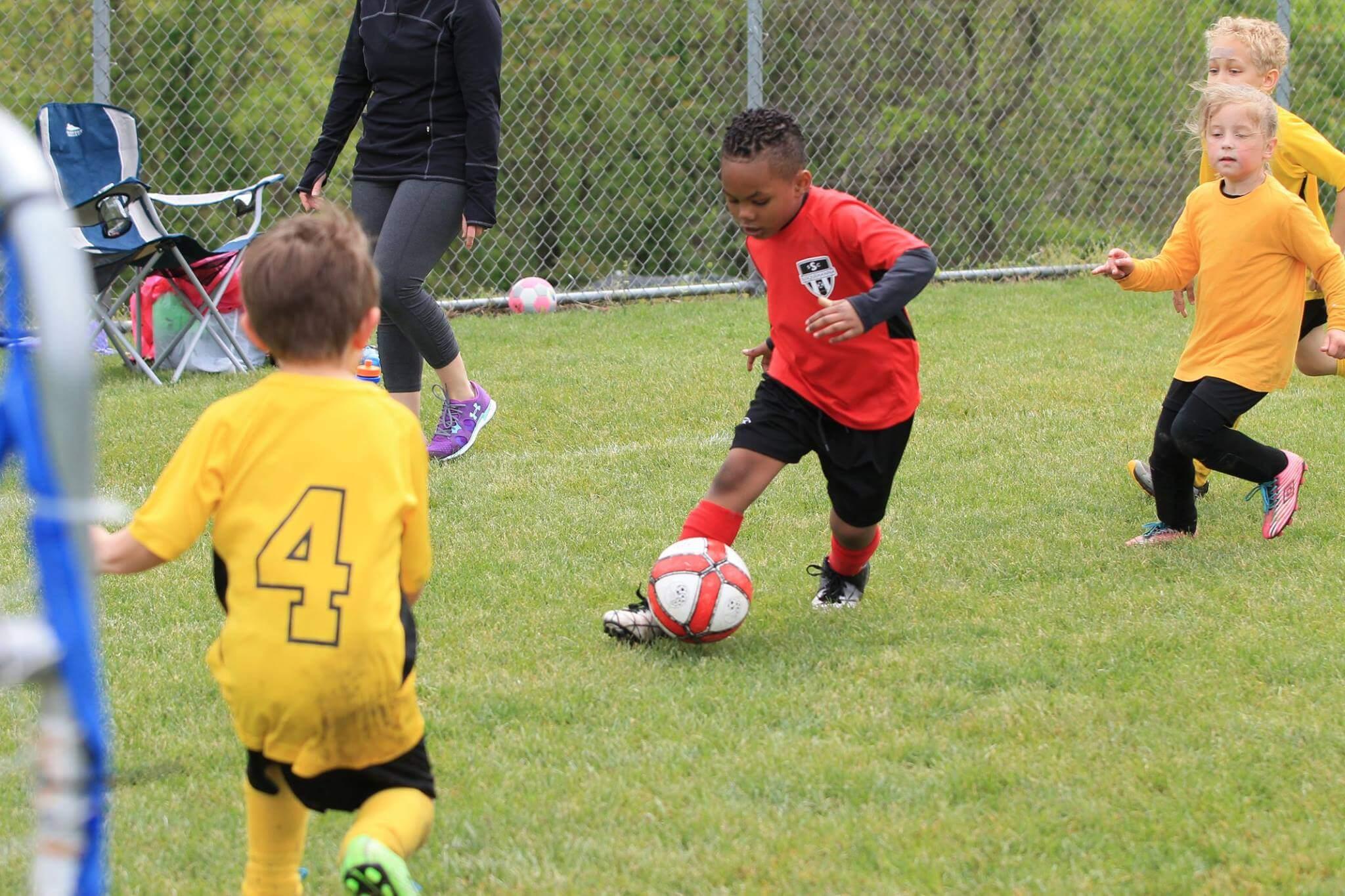 Susquehanna Soccer Club Rec Soccer