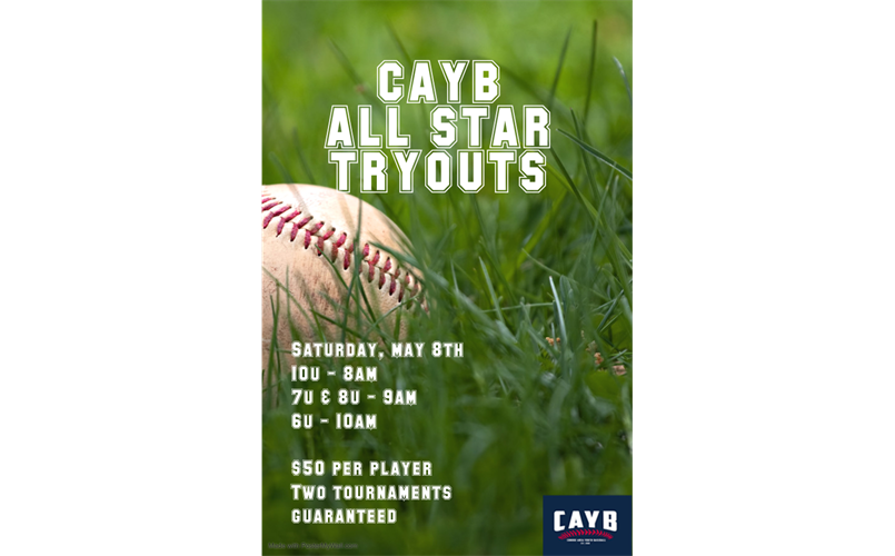 2021 All Star Tryouts
