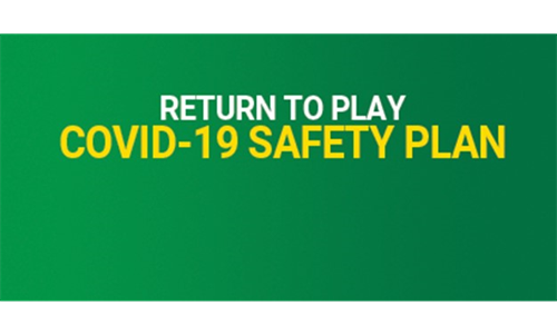 COVID-19 Return to Play Guidelines