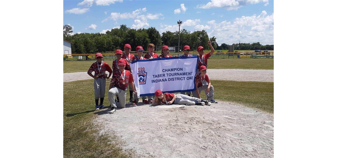 2020 Dist 1 Minors A Champs!
