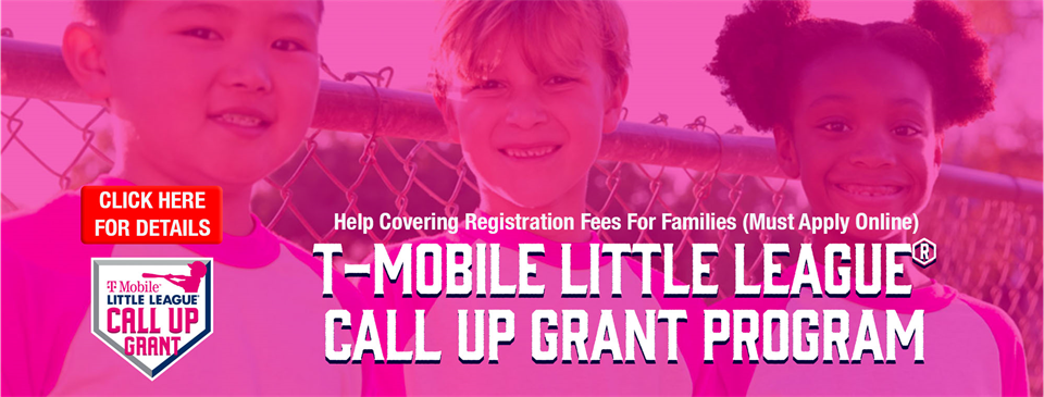 T-Mobile Call Up Grant (Apply Now)