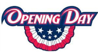 Mark your Calenders for Opening Day