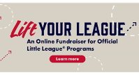 Lift Your League Online Fundraiser