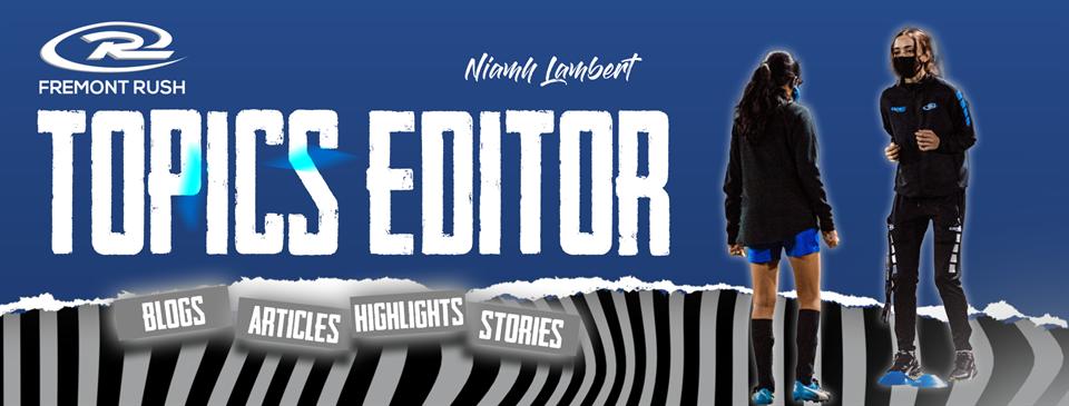 Niamh Lambert Fremont Rush Topics Editor