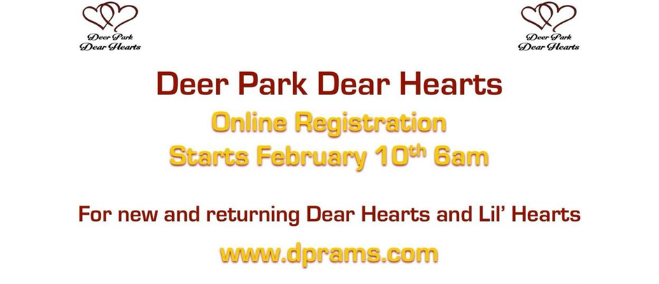 Dear Hearts Registration