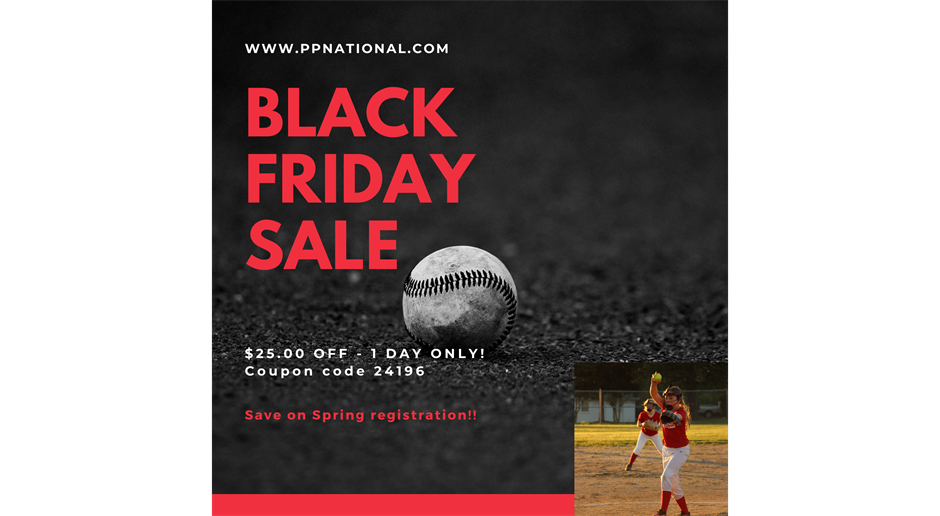 BLACK FRIDAY - $25 OFF