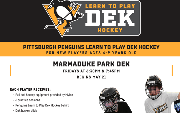 PENGUINS LEARN TO PLAY!