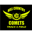 Hill Country Comets Track Club