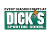DICK's Sporting Goods 20% Discount Day