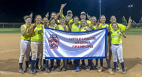 2019 Arizona State Little League (Majors) Girls Softball Champions - Cactus Foothills