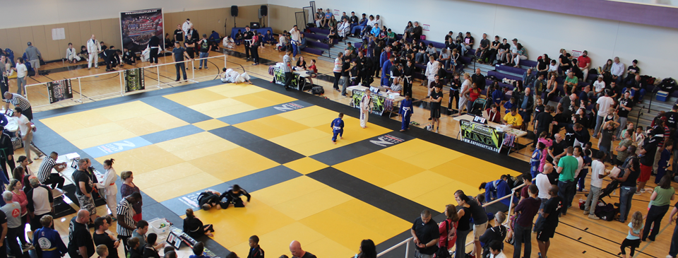 Martial Arts Competition