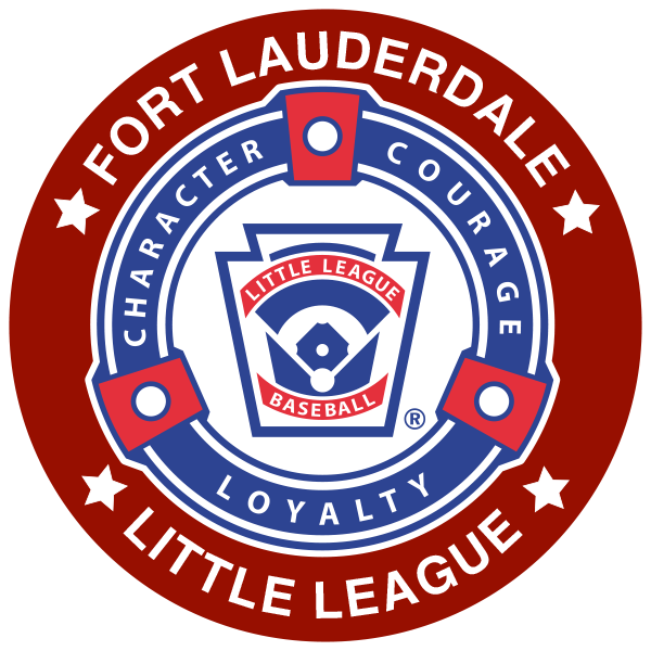 Fort Lauderdale Little League Baseball - Character Courage Loyalty