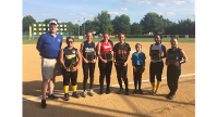 2019 Softball Jim Davis Sportsmanship Awards