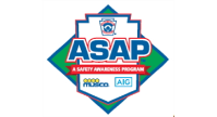 HTRBA Little League Selected as 2019 ASAP Award Winner for East Region