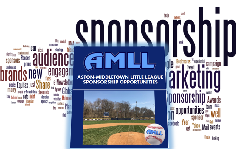 SUPPORT AMLL THROUGH SPONSORSHIP OPPORTUNITIES