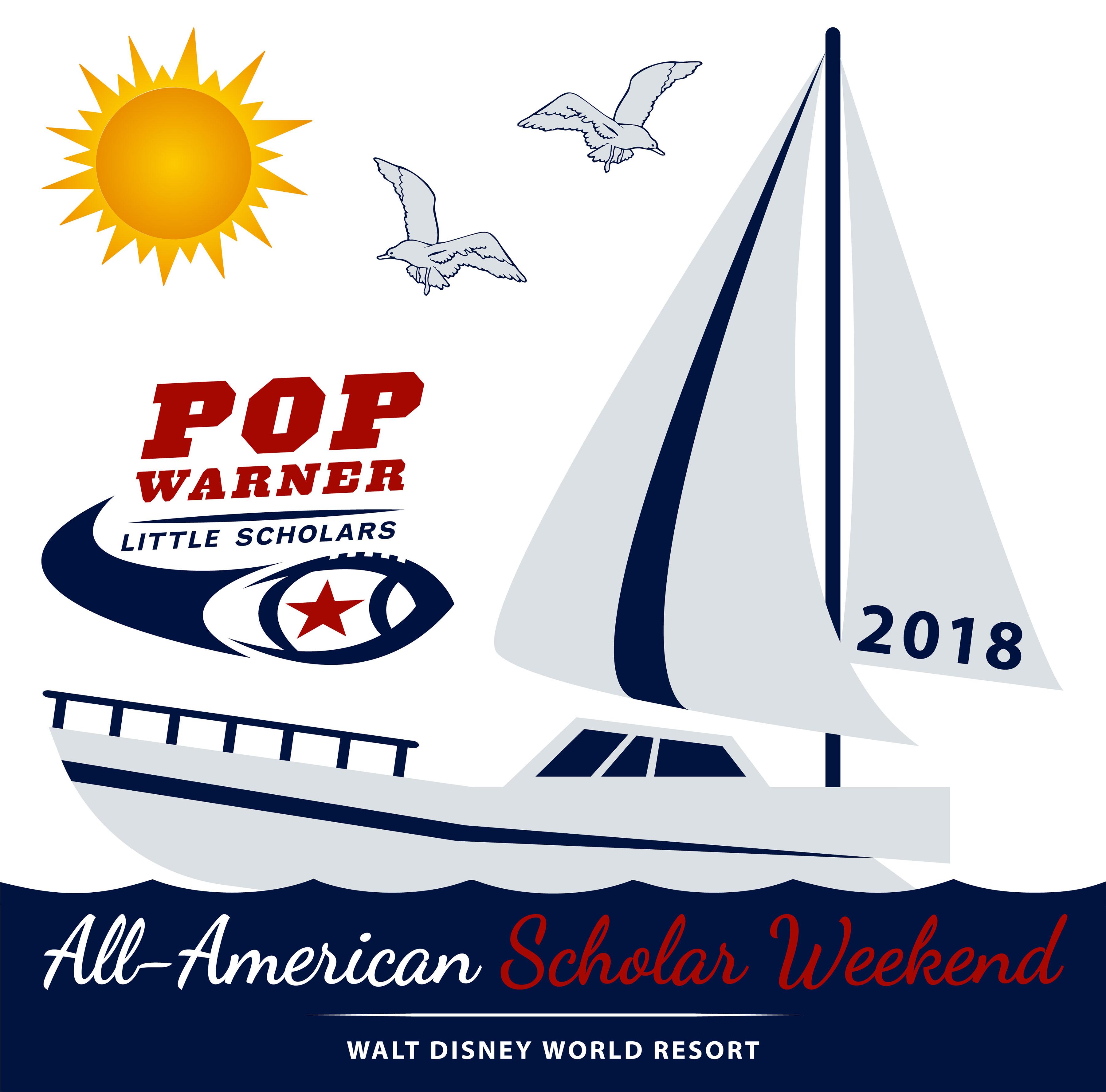 Pop Warner All-American Scholar Weekend