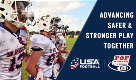 Pop Warner & USA Football Announce Partnership Benefitting Youth Players!