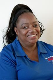 Region Scholastic Coordinator, Gillian Renaker