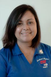 Region Cheer and Dance Coordinator, Kelly Nicholson