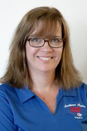 Administrative Assistant, Paula Schroeder