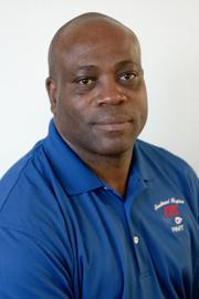 Vice Region Director Ricky Wright