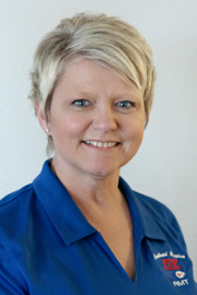 Region Compliance Officer, Tonya Gibbs