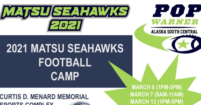 2021 Matsu Seahawks Football Camp