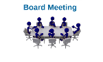 Board meeting will be held via Zoom on January 20th, 2020