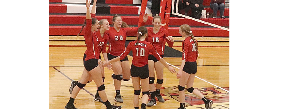 Amery Volleyball