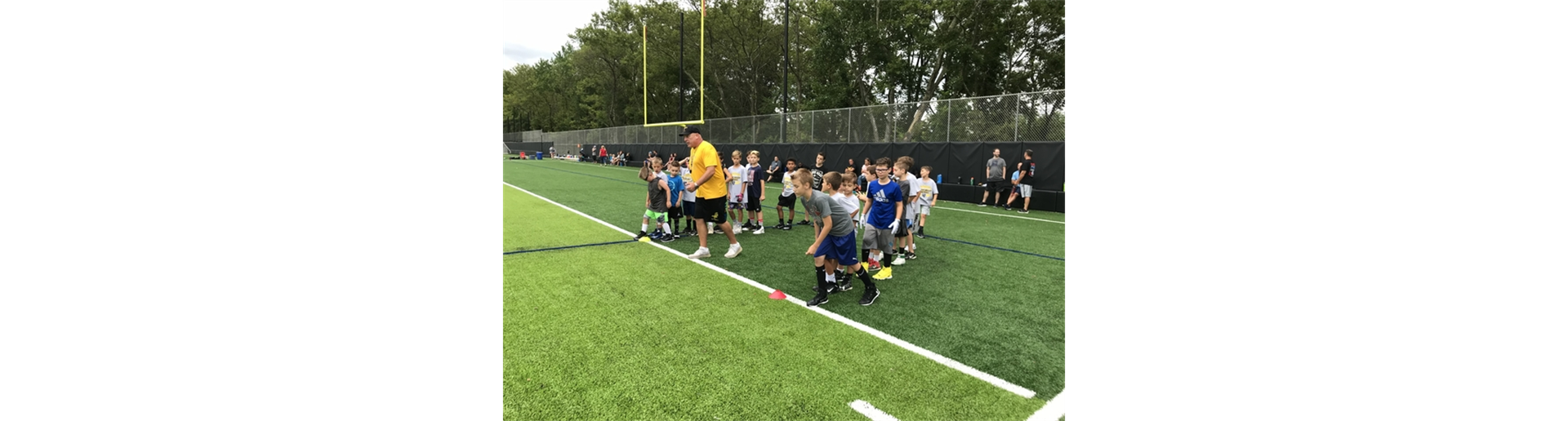 LV 2019 Youth Football Summer Camp - SUCCESS